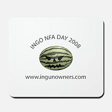 INGO NFA Day 2008 Mousepad