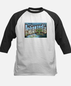 Indianapolis Indiana IN Kids Baseball Jersey