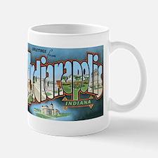 Indianapolis Indiana IN Mug