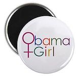 "Obama Girl 2.25"" Magnet (10 pack)"