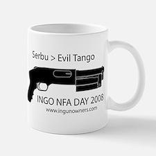 INGO NFA Day 2008 - Serbu - Mug