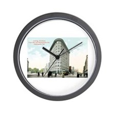 Indianapolis Indiana IN Wall Clock