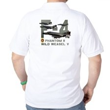 F-4 Wild Weasel Phantom T-Shirt