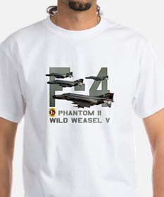 F-4 Wild Weasel Phantom Shirt