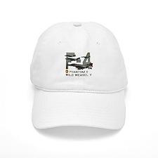 F-4 Wild Weasel Phantom Baseball Cap