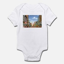 Terre Haute Indiana IN Infant Bodysuit