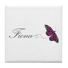 Fiona Tile Coaster