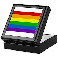 Rainbow Keepsake Box