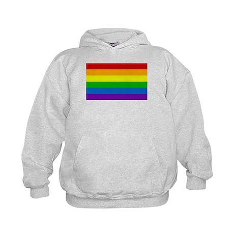 Rainbow Kids Hoodie