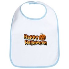 Happy Halloween 2 Bib