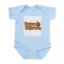 Happy Halloween 2 Infant Bodysuit