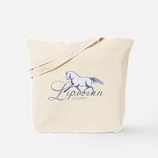 Lipizzan Horse Tote Bag