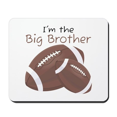 Football Big Brother Mousepad