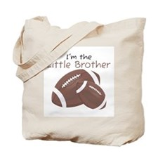 Football Little Brother Tote Bag