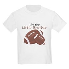 Football Little Brother T-Shirt