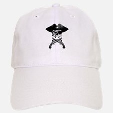 Jolly Roger Baseball Baseball Cap