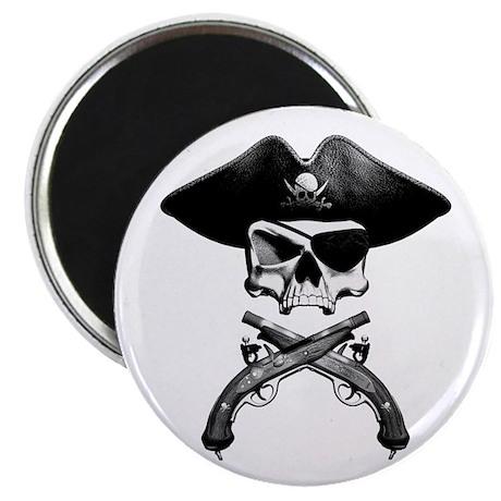 """Jolly Roger 2.25"""" Magnet (100 pack)"""