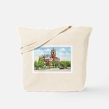 Newton Kansas KS Tote Bag