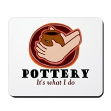 Pottery Mousepad