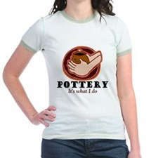 Pottery T
