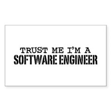 Trust Me I'm a Software Engineer Decal