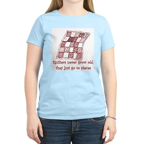 Quilters Women's Light T-Shirt
