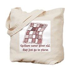 Quilters Tote Bag