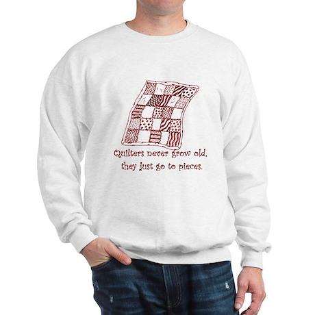 Quilters Sweatshirt