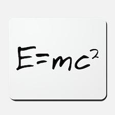Basic Relativity Mousepad