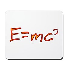 Incandescent Relativity Mousepad