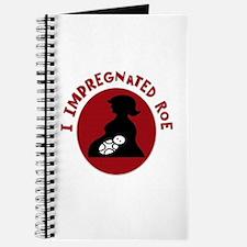 I Impregnated Roe Journal