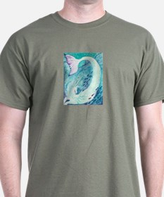 The Unicorn of the Sea T-Shirt