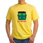 LI'L MONSTER Yellow T-Shirt