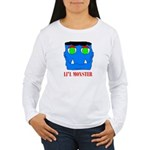 LI'L MONSTER Women's Long Sleeve T-Shirt