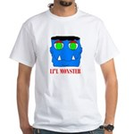 LI'L MONSTER White T-Shirt