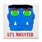 LI'L MONSTER Tile Coaster