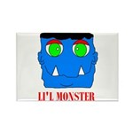 LI'L MONSTER Rectangle Magnet (100 pack)