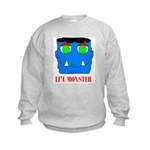 LI'L MONSTER Kids Sweatshirt