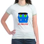 LI'L MONSTER Jr. Ringer T-Shirt