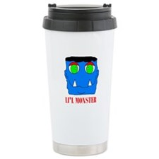 LI'L MONSTER Stainless Steel Travel Mug