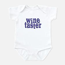 Wine Taster Infant Bodysuit