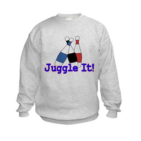 Juggle It Kids Sweatshirt