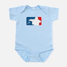 Major League type Infidel Infant Bodysuit