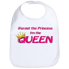 RK I'm Queen Bib