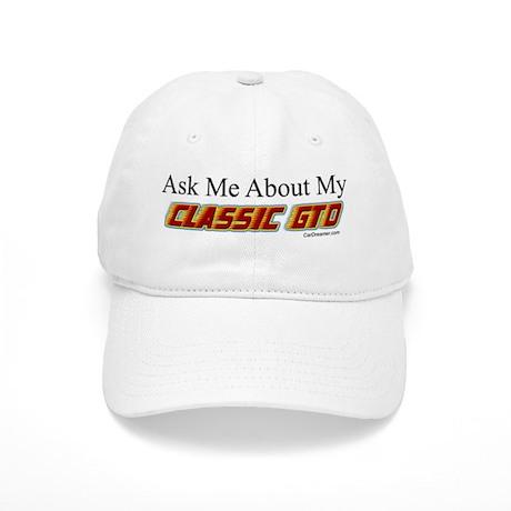 """""""Proud Owner-GTO"""" Cap"""