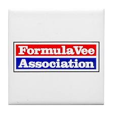 California FV Association Tile Coaster