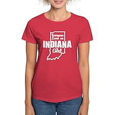 Indiana Girl Tee