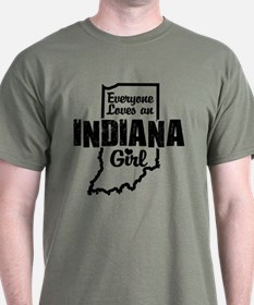 Indiana Girl T-Shirt