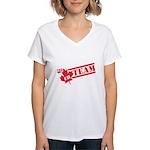 The Eh Team Women's V-Neck T-Shirt