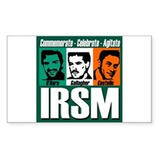 IRSM Rectangle Decal